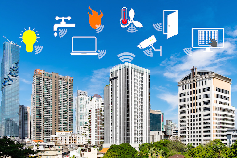 Building Management and the Internet of Things