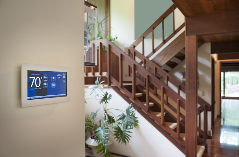 How HVAC Companies Can Benefit from the Smart Home Market with WISE Technology